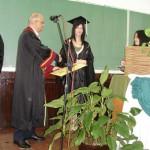 Tanja dodela diplome