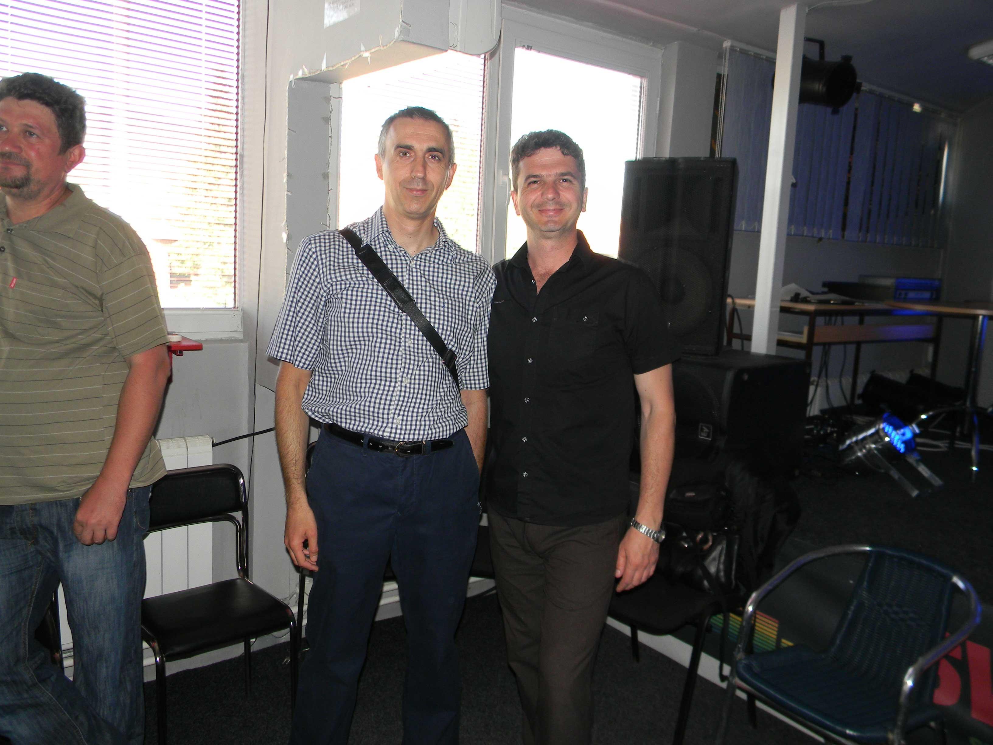 10 godina posle apsolviranja-Pirot