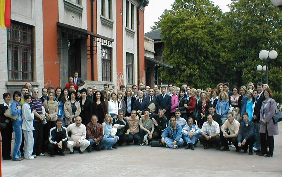Grupna slika-Generacija 2002