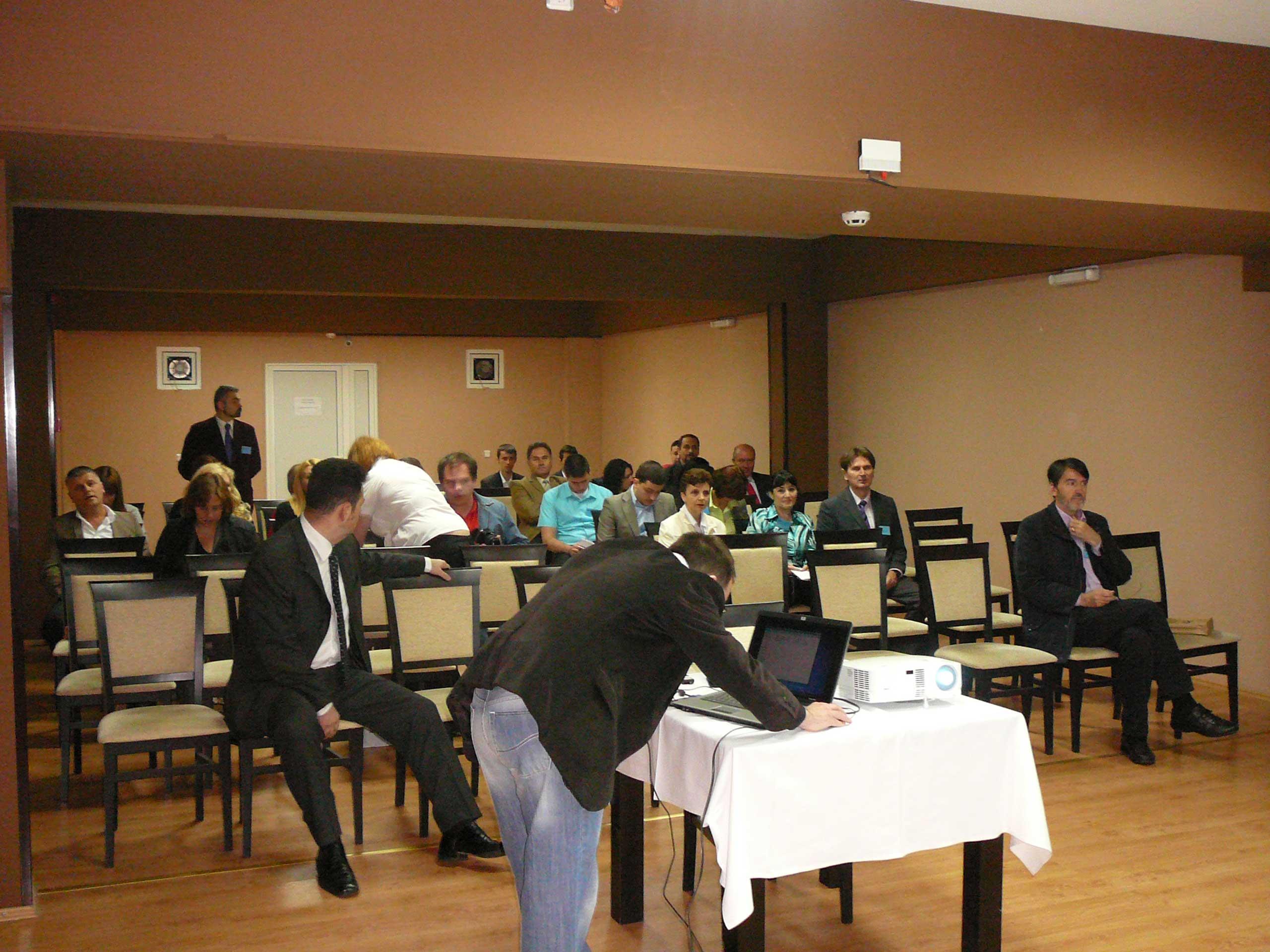 Majska konferencija o strategijskom menadzmentu 2012