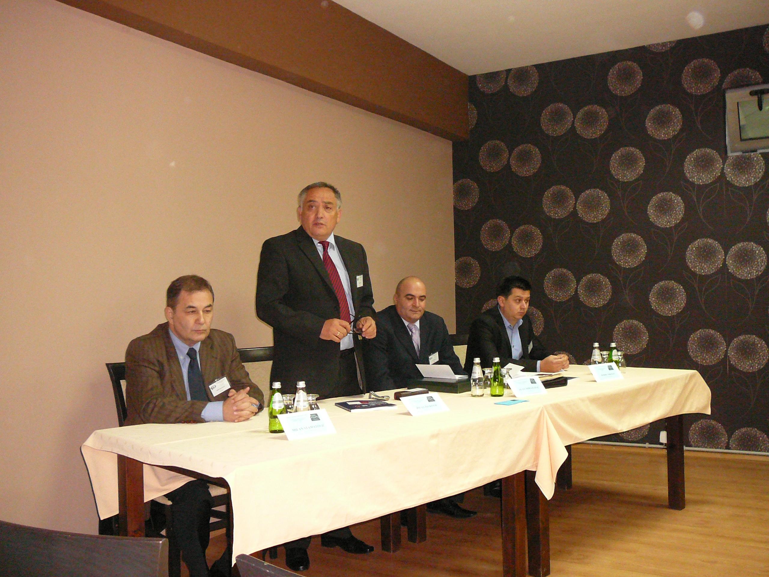 Majska konferencija o strategijskom menadzmentu 2013