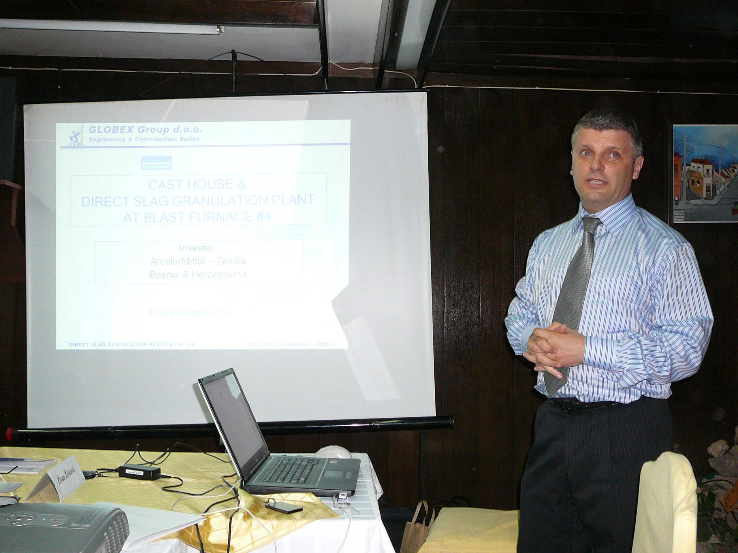 Majska konferencija o strategisjkom menadzmentu 2008