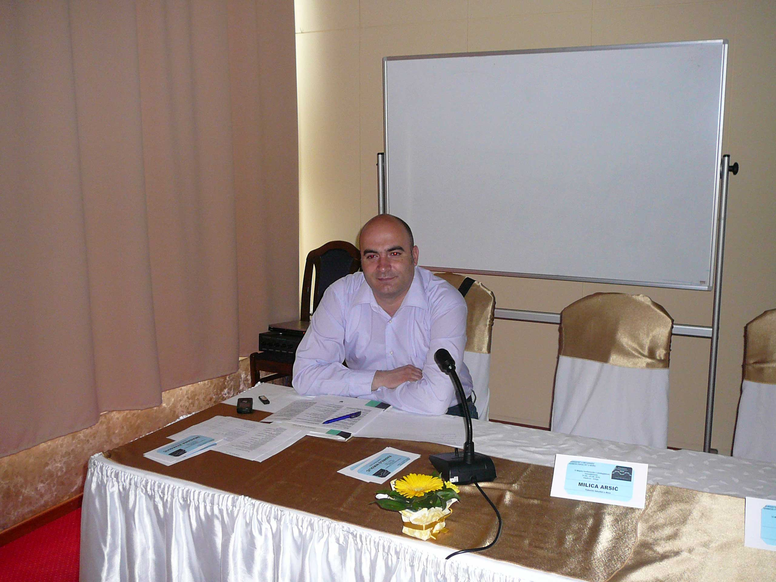 Majska konferencija o strategijskom menadzmentu 2010