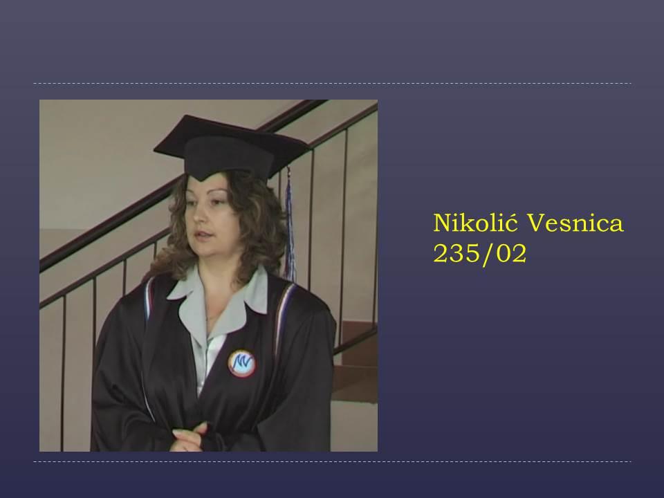 Prvi diplomci na Odseku za menadzment